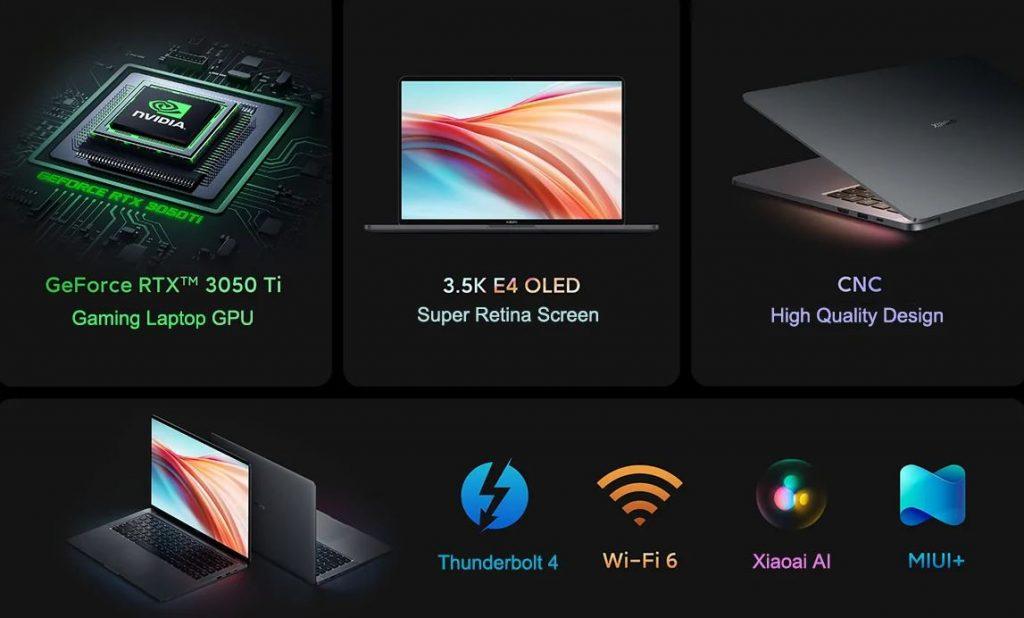 Xiaomi Mi Pro X 15