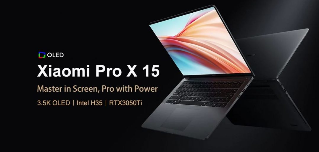 Xiaomi Mi Pro X 15 header