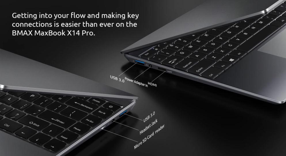 BMAX X14 Pro 3