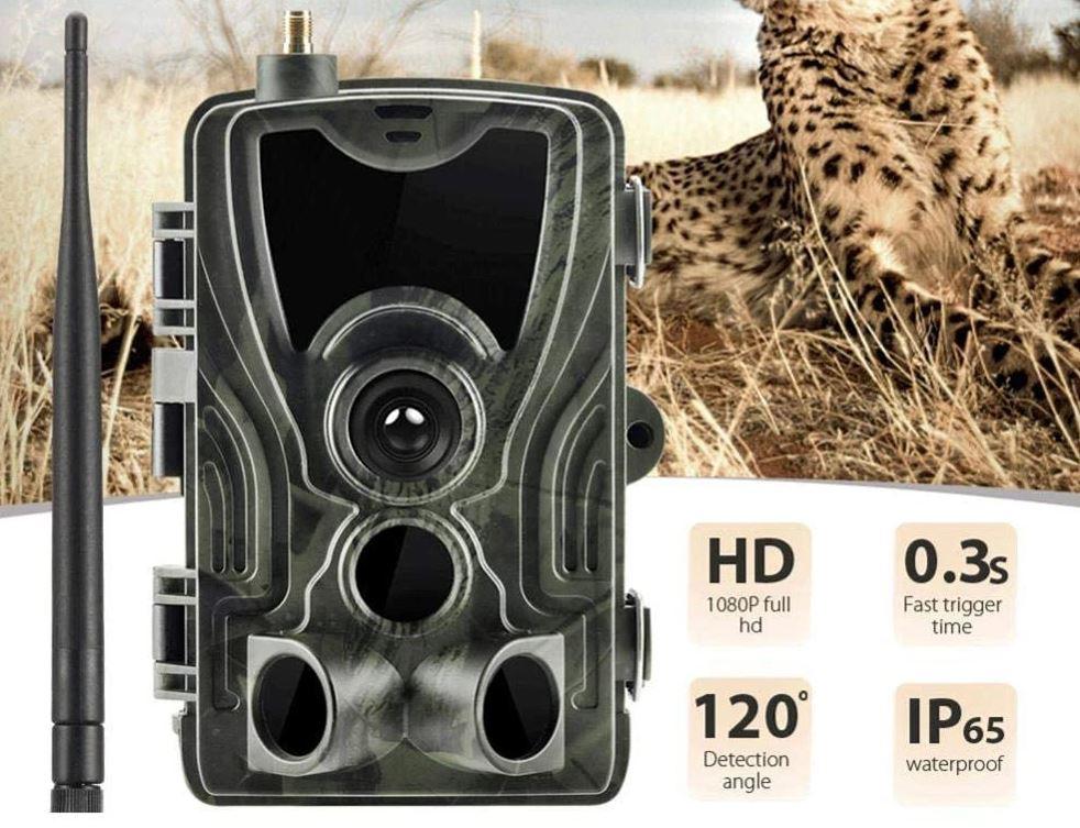 Suntek HC-801M vadkamera 1