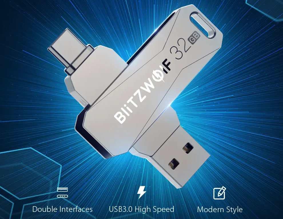 BlitzWolf BW-UPC2