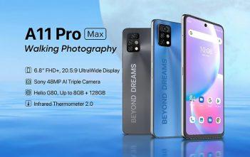 UMIDIGI A11 Pro Max 2