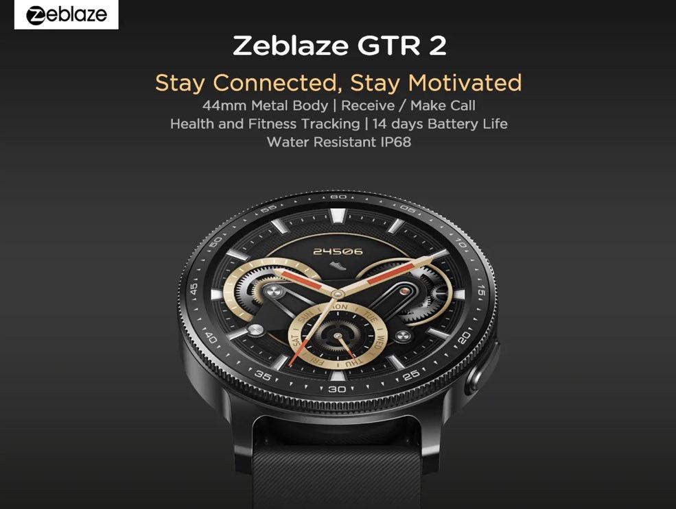 Zeblaze GTR 2 3