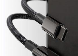 Kipróbáltuk a Baseus 100W USB Type-C kábelét