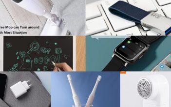 A legjobb Xiaomi termékek októberben 10000 forint alatt