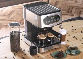 Kipróbáltuk a BlitzWolf BW-CMM2 tejhabosítós kávéfőzőjét